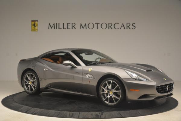 Used 2012 Ferrari California for sale Sold at Maserati of Westport in Westport CT 06880 22