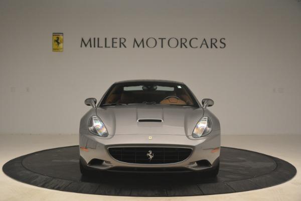 Used 2012 Ferrari California for sale Sold at Maserati of Westport in Westport CT 06880 24