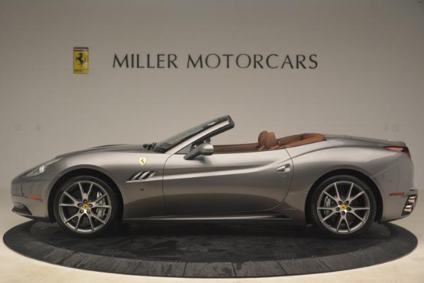 Used 2012 Ferrari California for sale Sold at Maserati of Westport in Westport CT 06880 3