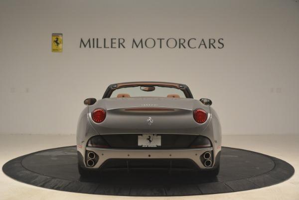 Used 2012 Ferrari California for sale Sold at Maserati of Westport in Westport CT 06880 6