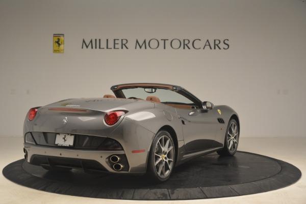 Used 2012 Ferrari California for sale Sold at Maserati of Westport in Westport CT 06880 7