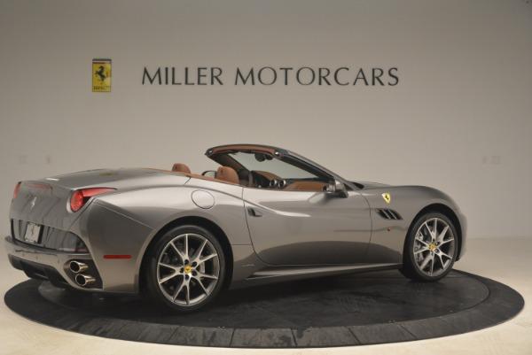 Used 2012 Ferrari California for sale Sold at Maserati of Westport in Westport CT 06880 8