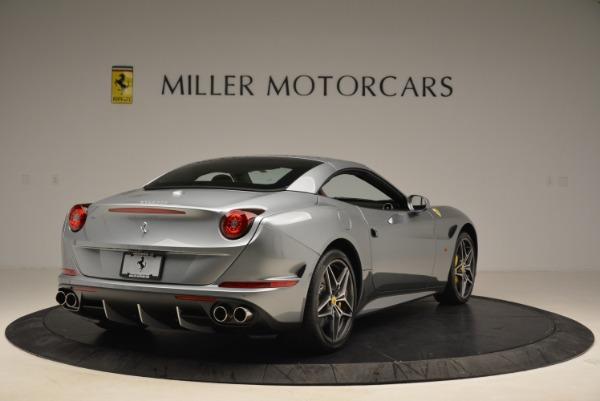 Used 2018 Ferrari California T for sale Sold at Maserati of Westport in Westport CT 06880 19