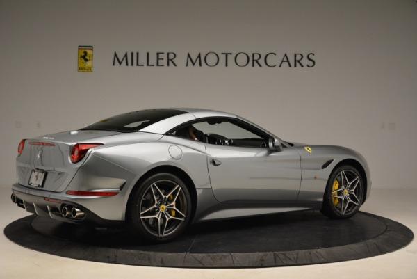 Used 2018 Ferrari California T for sale Sold at Maserati of Westport in Westport CT 06880 20