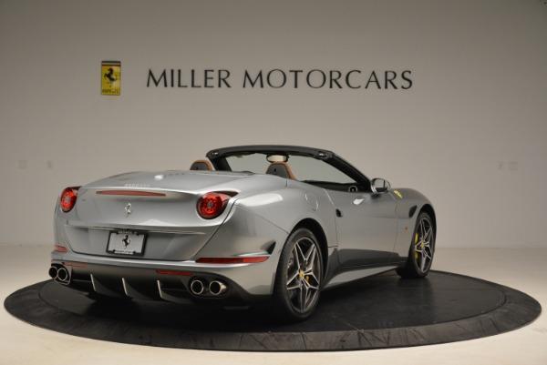 Used 2018 Ferrari California T for sale Sold at Maserati of Westport in Westport CT 06880 7