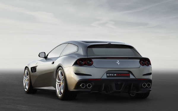 New 2020 Ferrari GTC4LUSSO for sale Call for price at Maserati of Westport in Westport CT 06880 2