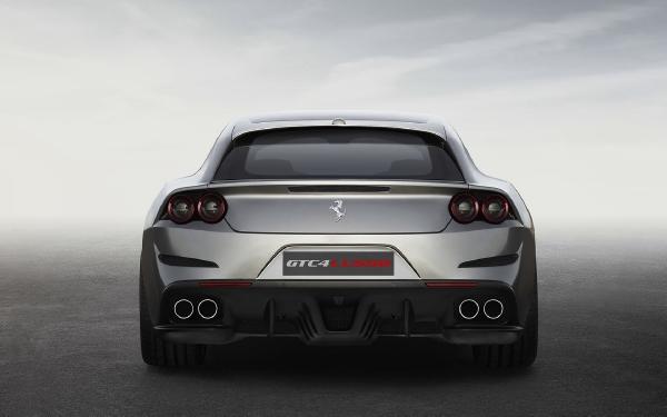 New 2020 Ferrari GTC4LUSSO for sale Call for price at Maserati of Westport in Westport CT 06880 3