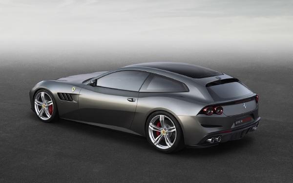 New 2020 Ferrari GTC4LUSSO for sale Call for price at Maserati of Westport in Westport CT 06880 4