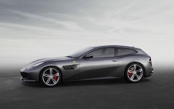 New 2020 Ferrari GTC4LUSSO for sale Call for price at Maserati of Westport in Westport CT 06880 6