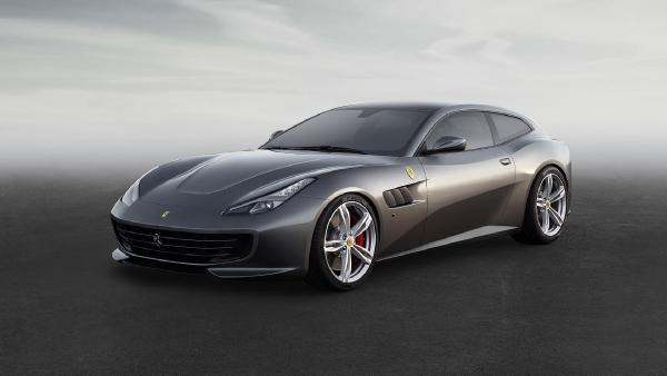 New 2020 Ferrari GTC4LUSSO for sale Call for price at Maserati of Westport in Westport CT 06880 1