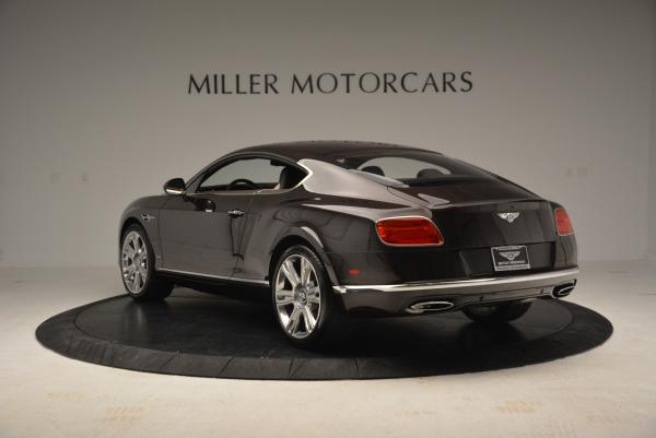 Used 2016 Bentley Continental GT W12 for sale Sold at Maserati of Westport in Westport CT 06880 5