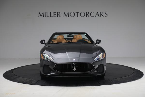 Used 2018 Maserati GranTurismo Sport for sale Call for price at Maserati of Westport in Westport CT 06880 12