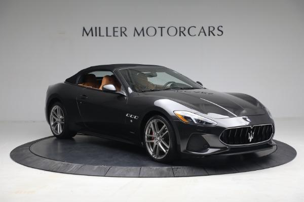 Used 2018 Maserati GranTurismo Sport for sale Call for price at Maserati of Westport in Westport CT 06880 14