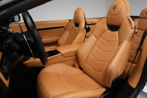 Used 2018 Maserati GranTurismo Sport for sale Call for price at Maserati of Westport in Westport CT 06880 22
