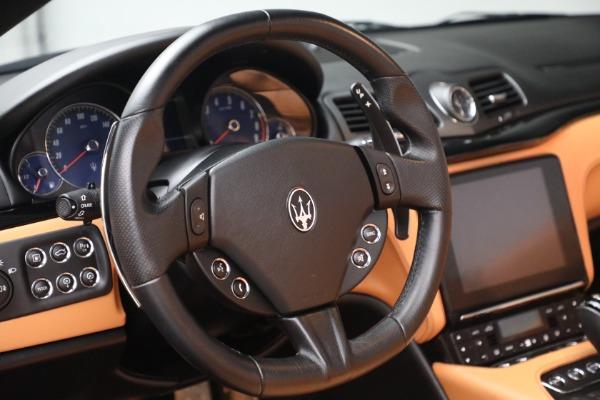 Used 2018 Maserati GranTurismo Sport for sale Call for price at Maserati of Westport in Westport CT 06880 25