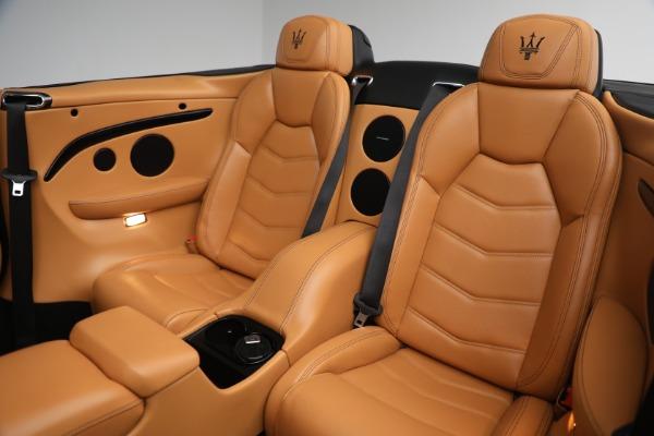 Used 2018 Maserati GranTurismo Sport for sale Call for price at Maserati of Westport in Westport CT 06880 27