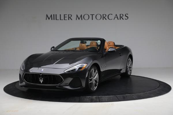 Used 2018 Maserati GranTurismo Sport for sale Call for price at Maserati of Westport in Westport CT 06880 1