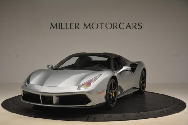 Used 2018 Ferrari 488 Spider for sale $274,900 at Maserati of Westport in Westport CT 06880 13
