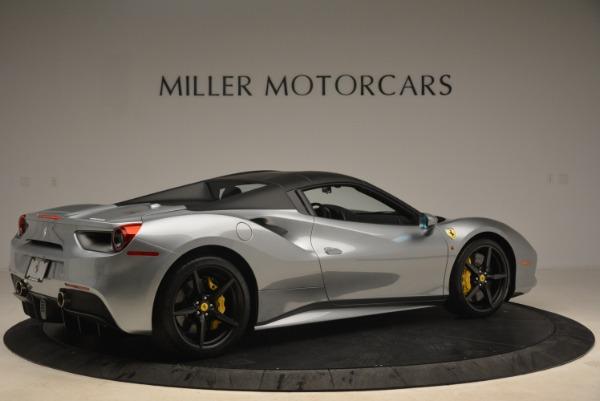 Used 2018 Ferrari 488 Spider for sale $274,900 at Maserati of Westport in Westport CT 06880 20