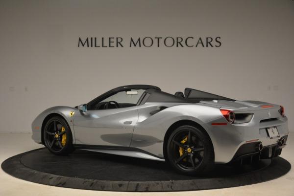 Used 2018 Ferrari 488 Spider for sale $274,900 at Maserati of Westport in Westport CT 06880 4