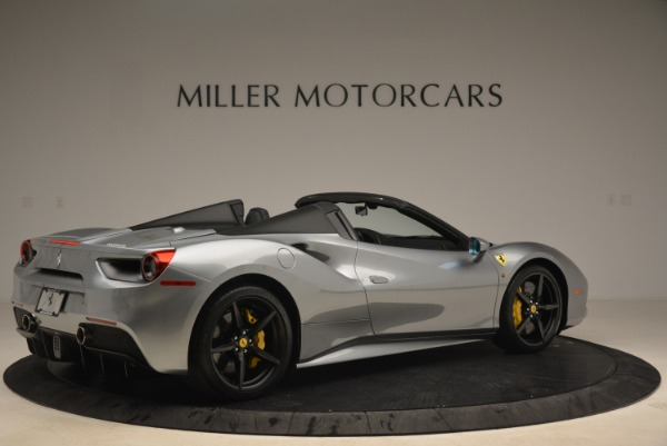 Used 2018 Ferrari 488 Spider for sale $274,900 at Maserati of Westport in Westport CT 06880 8