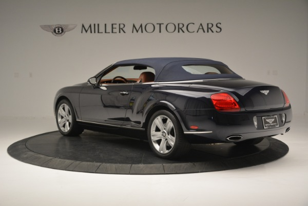 Used 2008 Bentley Continental GTC GT for sale Sold at Maserati of Westport in Westport CT 06880 14