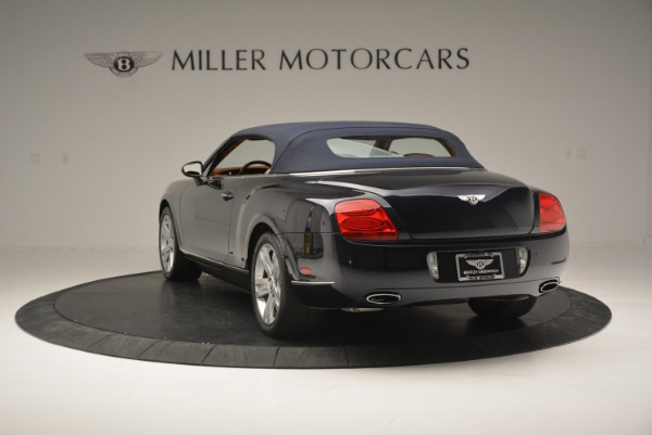 Used 2008 Bentley Continental GTC GT for sale Sold at Maserati of Westport in Westport CT 06880 15