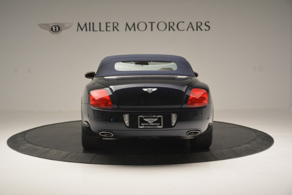 Used 2008 Bentley Continental GTC GT for sale Sold at Maserati of Westport in Westport CT 06880 16