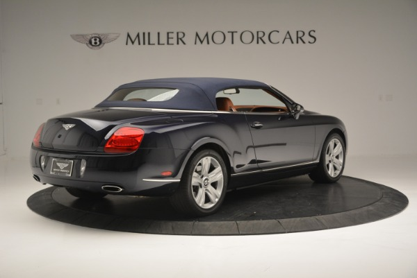 Used 2008 Bentley Continental GTC GT for sale Sold at Maserati of Westport in Westport CT 06880 18