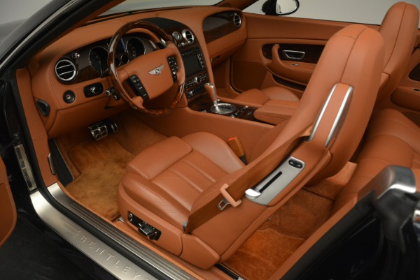 Used 2008 Bentley Continental GTC GT for sale Sold at Maserati of Westport in Westport CT 06880 25