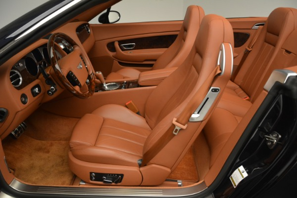 Used 2008 Bentley Continental GTC GT for sale Sold at Maserati of Westport in Westport CT 06880 26