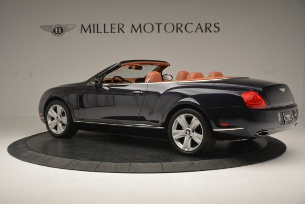 Used 2008 Bentley Continental GTC GT for sale Sold at Maserati of Westport in Westport CT 06880 3