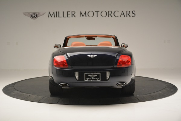 Used 2008 Bentley Continental GTC GT for sale Sold at Maserati of Westport in Westport CT 06880 4