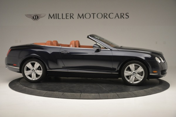 Used 2008 Bentley Continental GTC GT for sale Sold at Maserati of Westport in Westport CT 06880 6