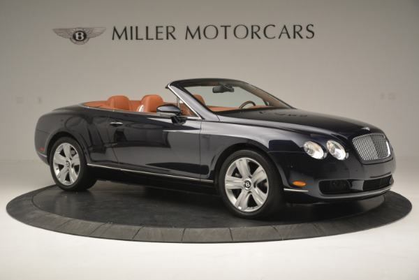 Used 2008 Bentley Continental GTC GT for sale Sold at Maserati of Westport in Westport CT 06880 7