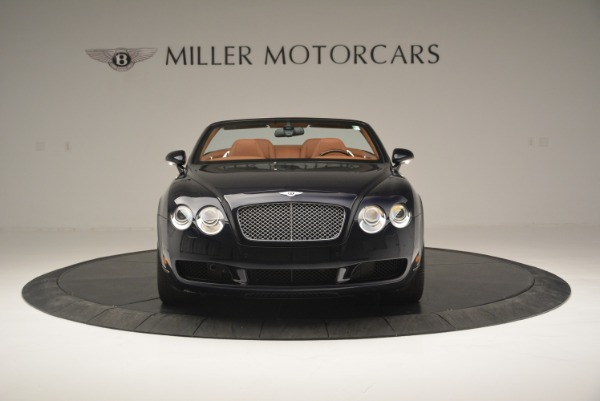 Used 2008 Bentley Continental GTC GT for sale Sold at Maserati of Westport in Westport CT 06880 8