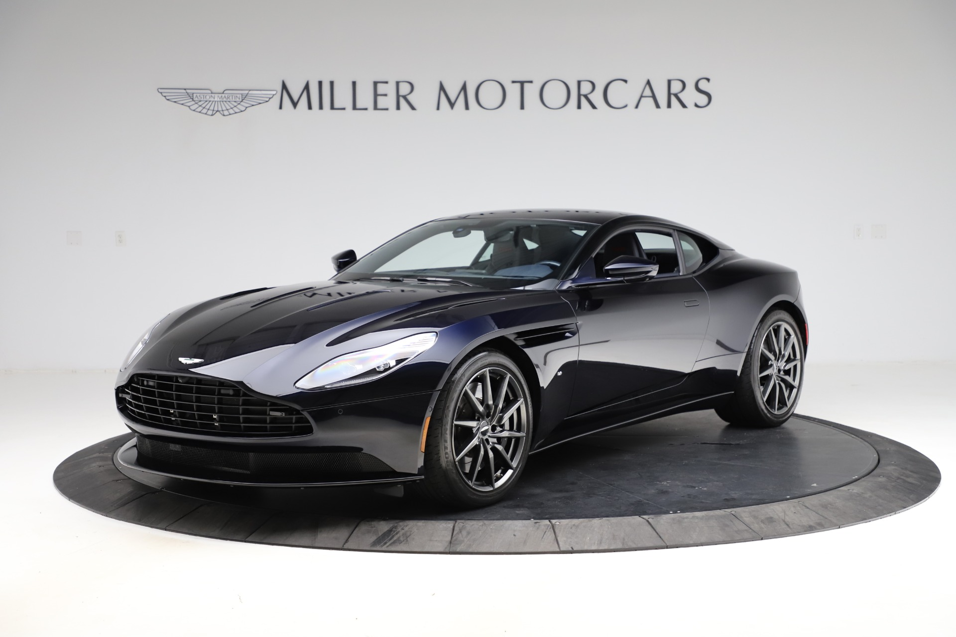 Used 2017 Aston Martin DB11 V12 for sale $149,900 at Maserati of Westport in Westport CT 06880 1