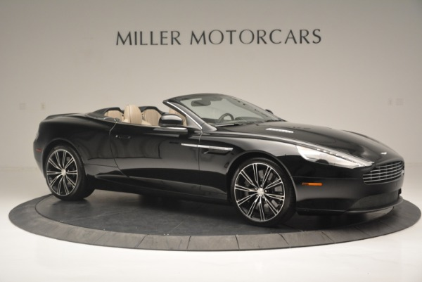 Used 2015 Aston Martin DB9 Volante for sale Sold at Maserati of Westport in Westport CT 06880 10