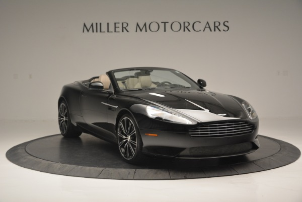 Used 2015 Aston Martin DB9 Volante for sale Sold at Maserati of Westport in Westport CT 06880 11