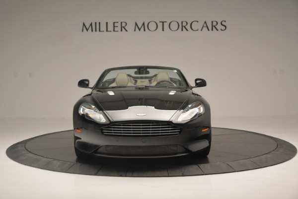 Used 2015 Aston Martin DB9 Volante for sale Sold at Maserati of Westport in Westport CT 06880 12