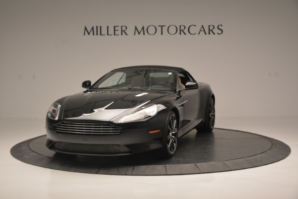 Used 2015 Aston Martin DB9 Volante for sale Sold at Maserati of Westport in Westport CT 06880 13