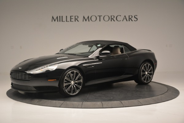 Used 2015 Aston Martin DB9 Volante for sale Sold at Maserati of Westport in Westport CT 06880 14