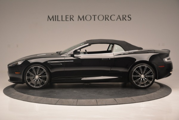 Used 2015 Aston Martin DB9 Volante for sale Sold at Maserati of Westport in Westport CT 06880 15