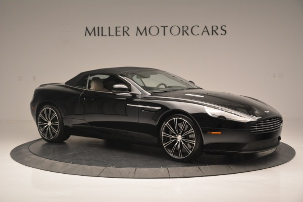 Used 2015 Aston Martin DB9 Volante for sale Sold at Maserati of Westport in Westport CT 06880 17