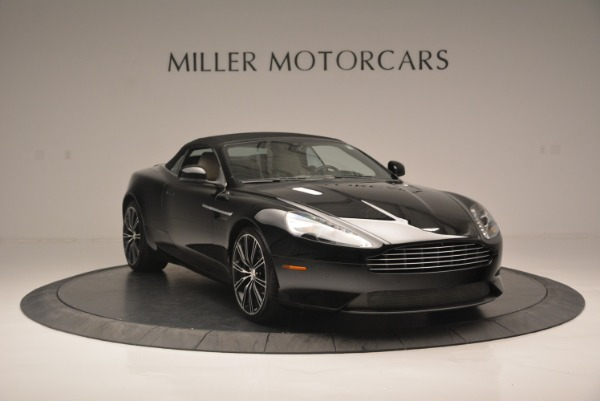 Used 2015 Aston Martin DB9 Volante for sale Sold at Maserati of Westport in Westport CT 06880 18