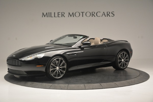 Used 2015 Aston Martin DB9 Volante for sale Sold at Maserati of Westport in Westport CT 06880 2