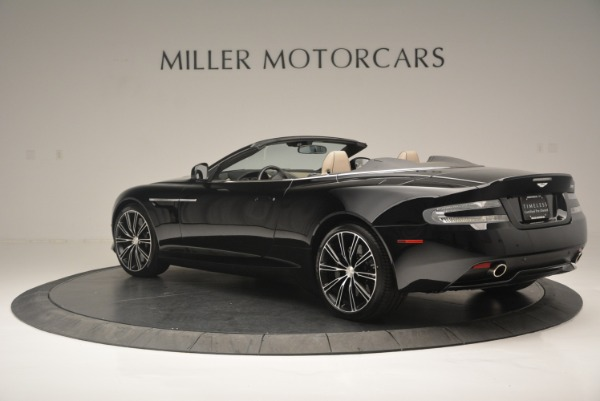 Used 2015 Aston Martin DB9 Volante for sale Sold at Maserati of Westport in Westport CT 06880 4