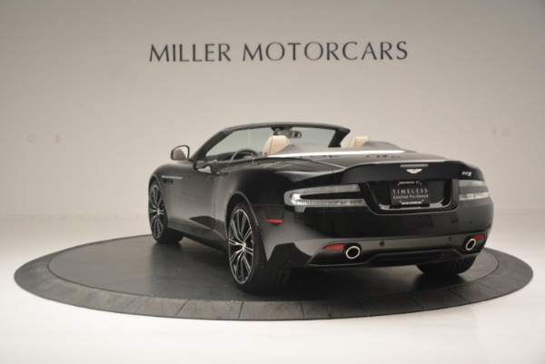 Used 2015 Aston Martin DB9 Volante for sale Sold at Maserati of Westport in Westport CT 06880 5