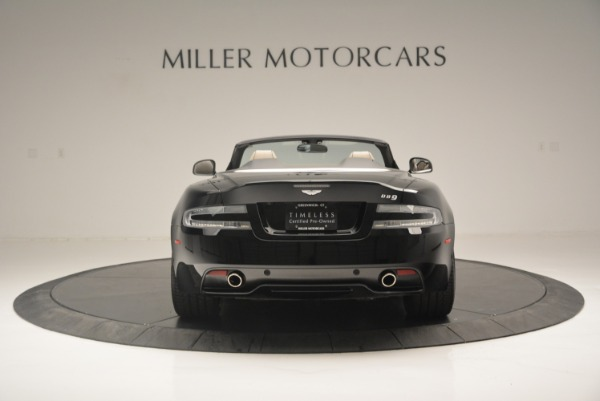 Used 2015 Aston Martin DB9 Volante for sale Sold at Maserati of Westport in Westport CT 06880 6