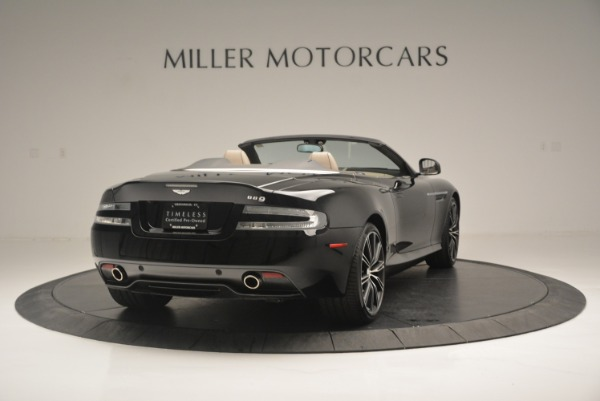 Used 2015 Aston Martin DB9 Volante for sale Sold at Maserati of Westport in Westport CT 06880 7